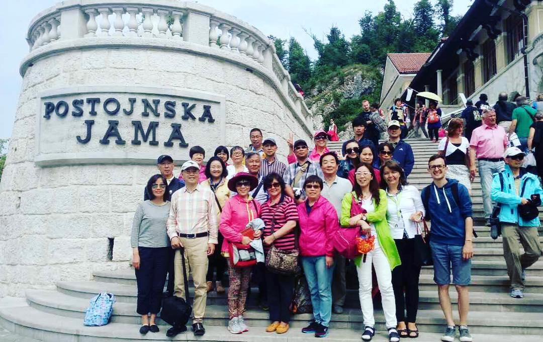 postojnacave slovenia china dbtourism 25countries moredestinations balkans and europe specialist