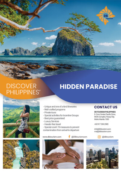 discover Phippines hidden paradise