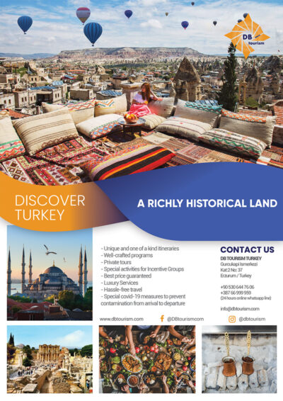 discover turkey a richly historical land